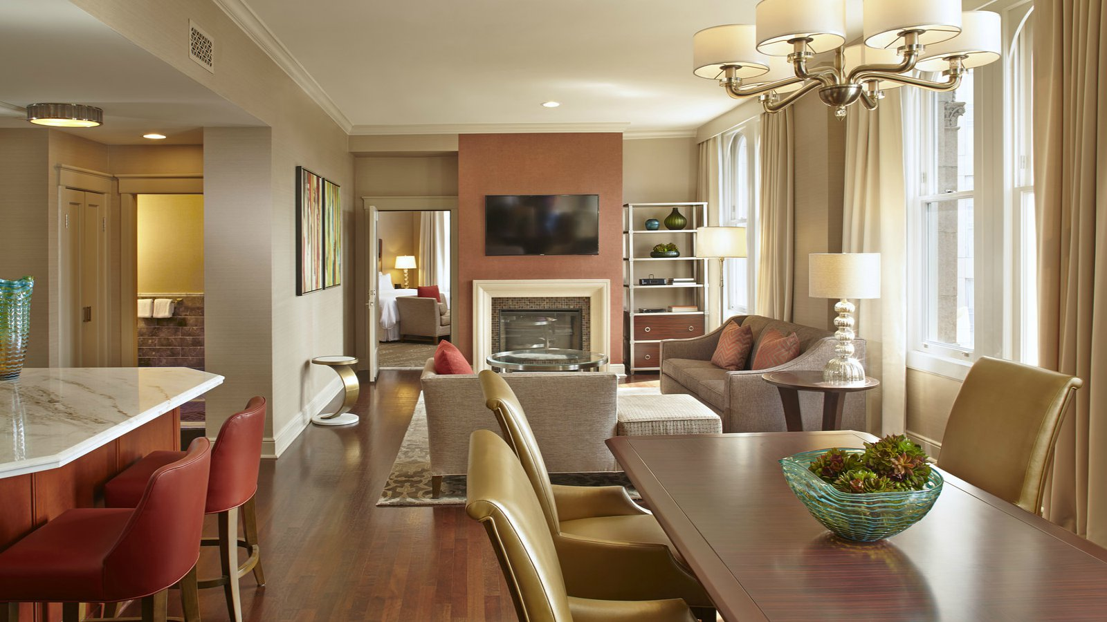 The Westin San Jose - Grand Suite