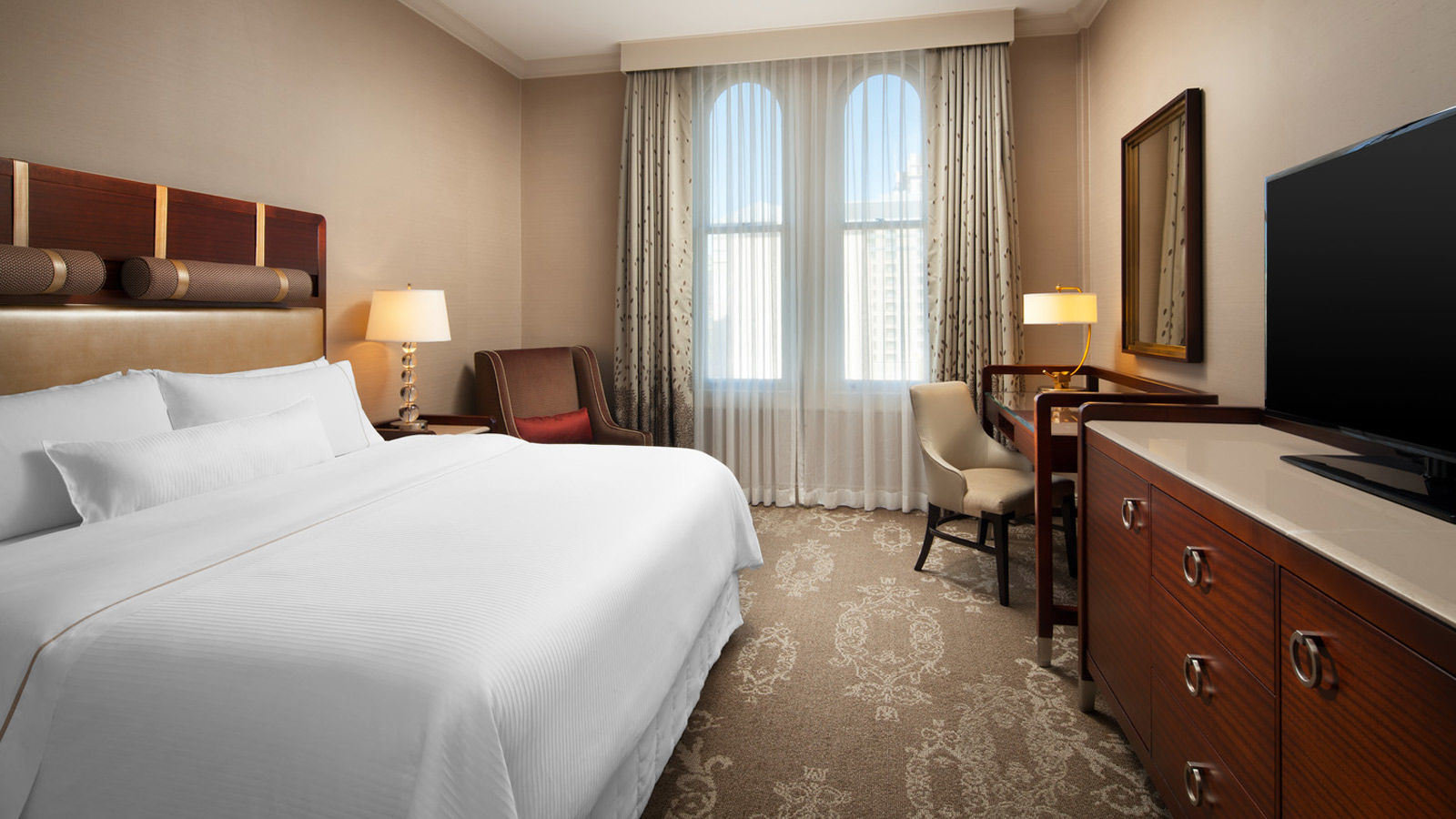 The Westin San Jose - Deluxe Room