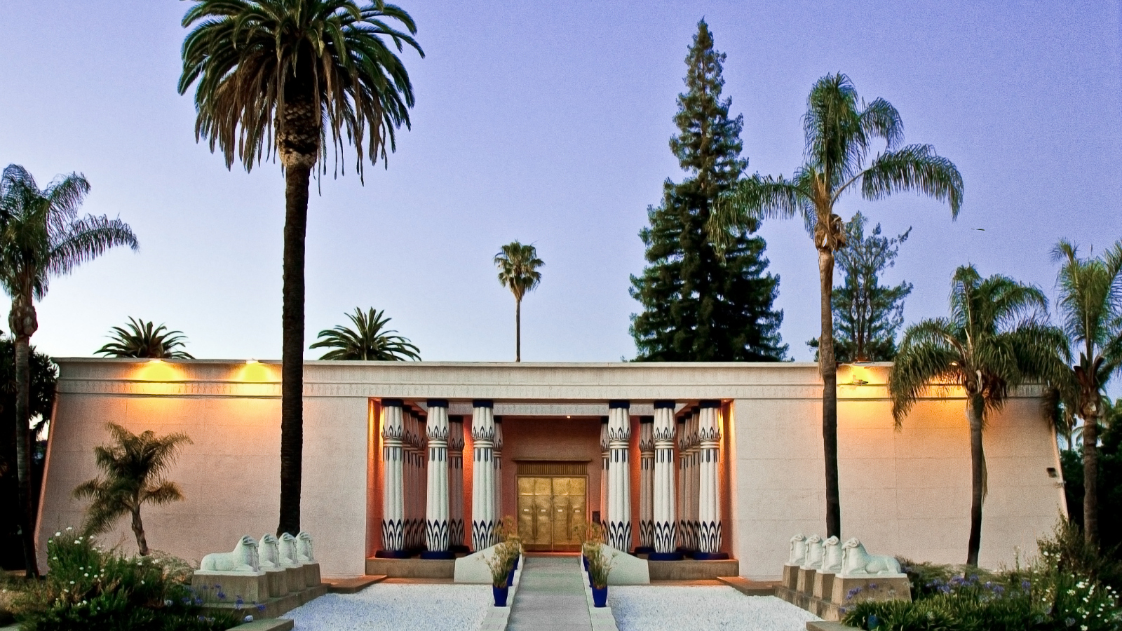 The Westin San Jose | Rosicrucian Egyptian Museum