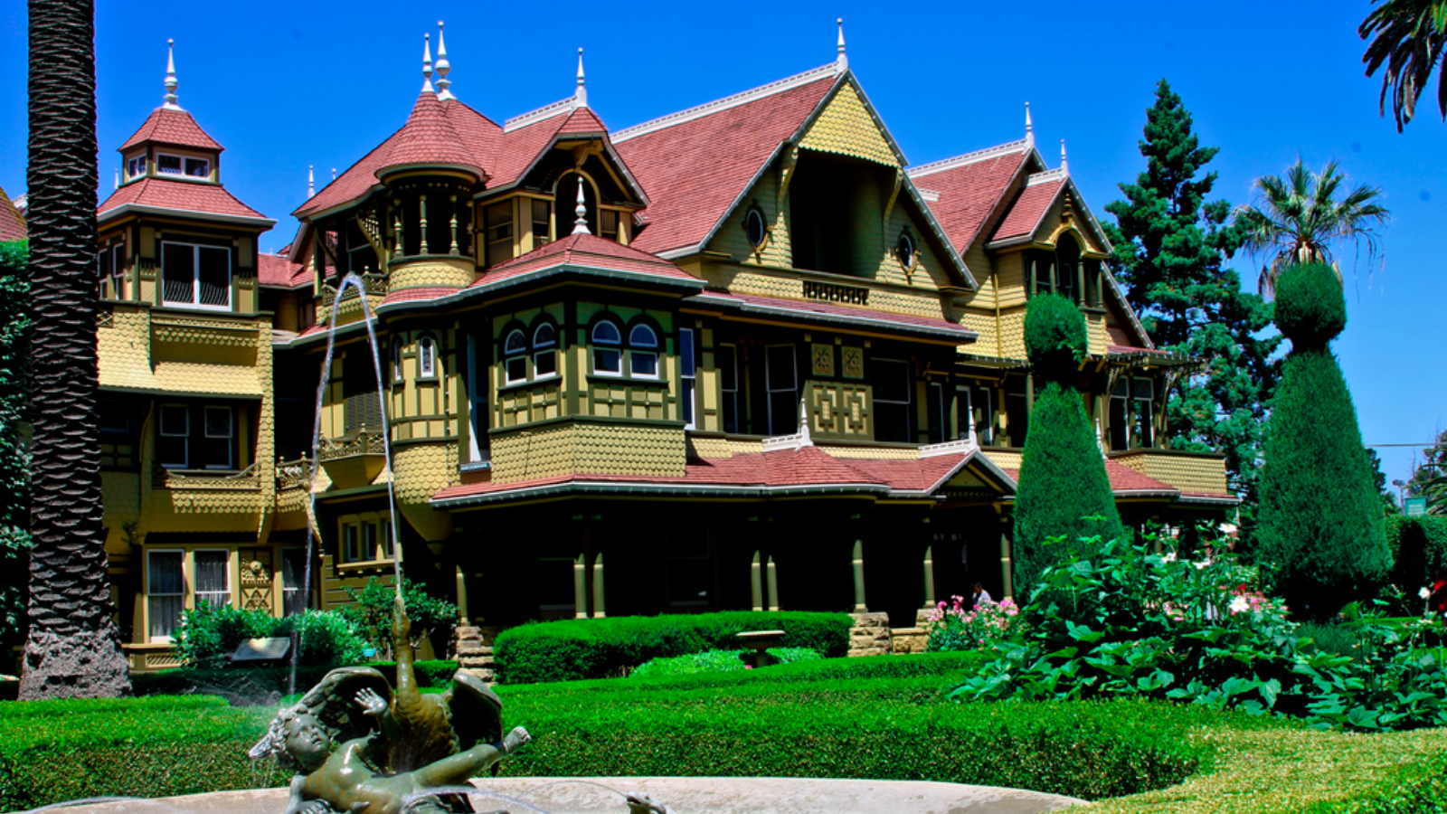 The Westin San Jose | The Winchester Mystery House